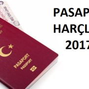 Pasaport Harclari 2017 - Pasaport Ucretleri