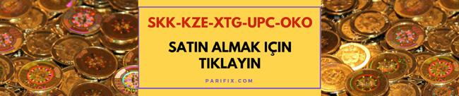 SKK-KZE-XTG-UPC-OKO