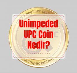 unimpeded,upc coin,parifix
