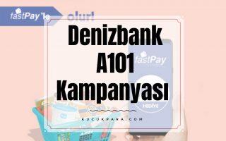 denizbank a101 kampanya, a101 denizbank kampanya,a101 denizbank faizsiz kredi,a101 hediye çeki