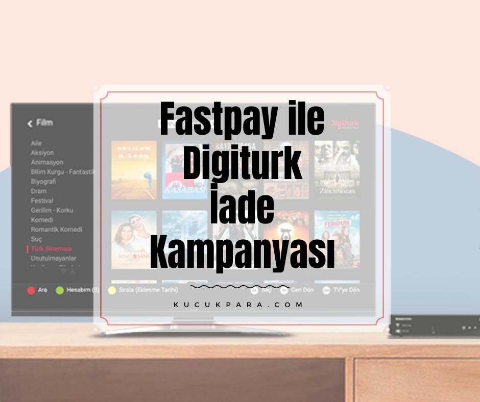 Fastpay,digiturk