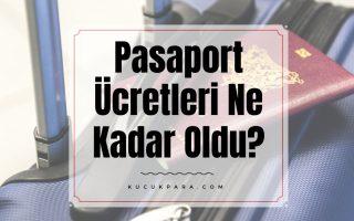 pasaport harclari,pasaport ucretleri