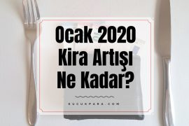 kira artisi,kira zam orani,kira artis orani,ocak 2020
